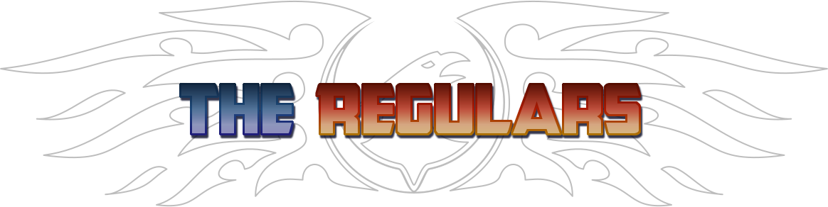 The Regulars logo